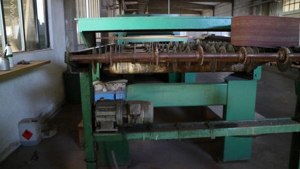 Immagine n. 4 - 9#3709 Linea automatica di pressaggio Colombo