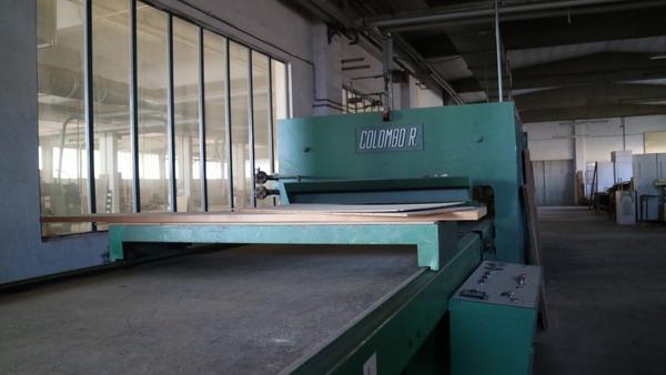 Immagine n. 5 - 9#3709 Linea automatica di pressaggio Colombo