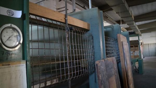 Immagine n. 6 - 9#3709 Linea automatica di pressaggio Colombo