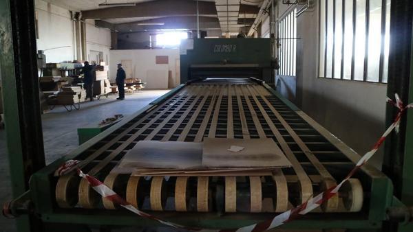 Immagine n. 9 - 9#3709 Linea automatica di pressaggio Colombo