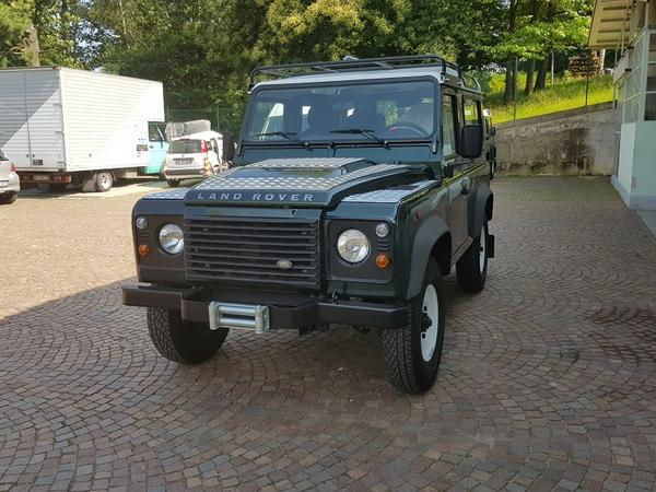 27#3715 Autoveicolo Land Rover Defender