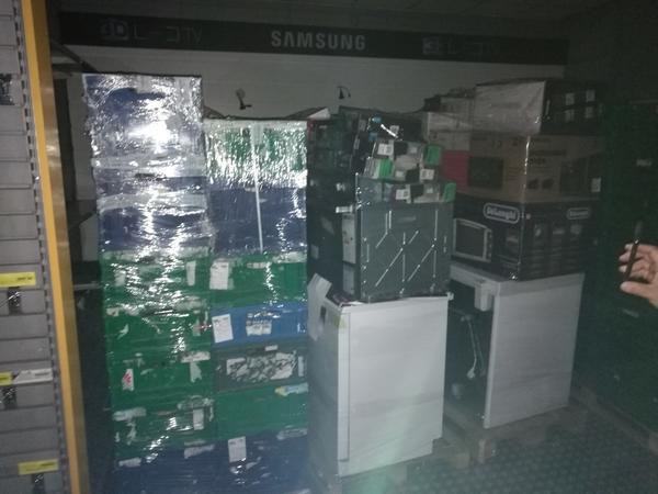 Immagine n. 5 - 1#3722 Dispositivi elettronici Samsung Electrolux della FRC Group Srl