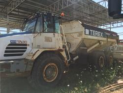 TEREX vehicle  DUMPER - Lot 4 (Auction 3723)