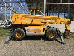 DIECI 40 17 PEGASUS telescopic handler - Lot 5 (Auction 3723)