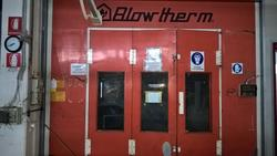 Blowtherm painting oven - Lot 1 (Auction 3726)