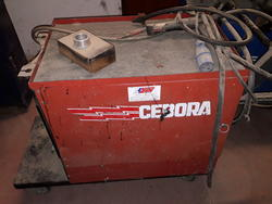 Cebora mig weld 181C welding machine - Lot 59 (Auction 3726)
