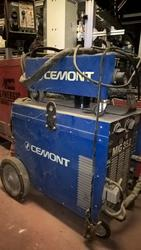 Cemont mig 35 2 welding machine - Lot 63 (Auction 3726)