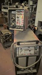Sinergic mig 400 RA pulse welding machine - Lote 64 (Subasta 3726)