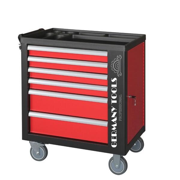 75#3727 N° 1 carrello porta utensili Germany Tools Professional completi di utensili in vendita - foto 2