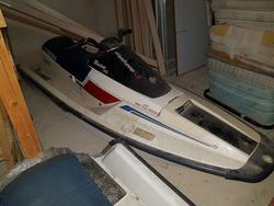 Yamaha water scooters - Lot 5 (Auction 3728)