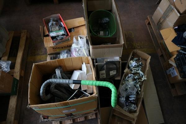 Immagine n. 8 - 1#3730 Ricambi accessori e abbigliamento MTB