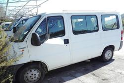 Fiat Ducato van - Lot 2 (Auction 3739)