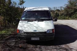 Furgnone Ford Transit - Lotto 3 (Asta 3739)