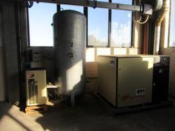 Compressore Ingersoll Rand mod.UP5 30 10 - Lotto 1 (Asta 3741)