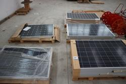 Pannelli fotovoltaici e inverter Mitsubishi - Lotto  (Asta 3749)