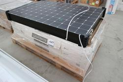 Photovoltaic panels - Lot 627 (Auction 3749)