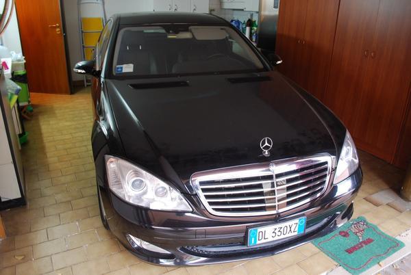 14#3751 Automobile Mercedes