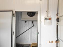 Blast freezer for fish - Lot 0 (Auction 37530)