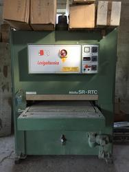 Levigatrice Levigatecnica bruciatore e attrezzature per il legno - Asta 3755