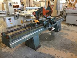 OMS Cutting Off Machine - Lote 3 (Subasta 3755)