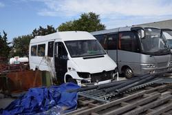 Mercedes Daimlerchrysler Bus - Lot 41 (Auction 3756)