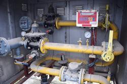 Methane cabin - Lot 44 (Auction 3756)