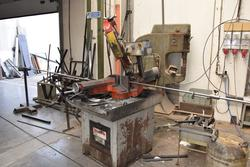 Sawing machine and squaring machine - Lot 54 (Auction 3756)