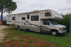 Camper Ford Fleetwood 33 - Lotto 60 (Asta 3756)
