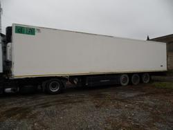 Schwarzmuller 3 E Semi trailer - Lot 14 (Auction 3768)