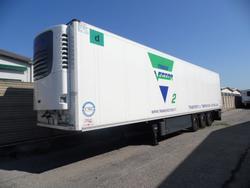 Schmitz Sko Semi trailer - Lot 7 (Auction 3768)