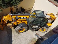 Movimentatore telescopico rigido JCB - Lotto 10 (Asta 3769)