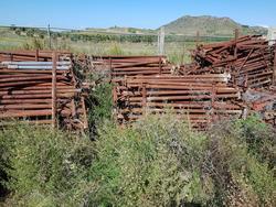 Parapets and carpentry construction site - Lot 17 (Auction 3769)