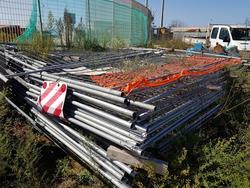 Fences for construction sites - Lot 19 (Auction 3769)