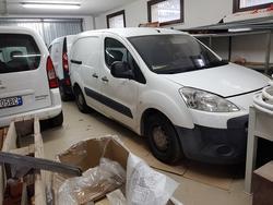 Peugeot Partner Van - Lot 5 (Auction 3769)