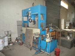 OMCN electrohydraulic press - Lot 20 (Auction 3774)