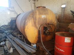 Cistern for diesel oil - Lot 5 (Auction 3776)
