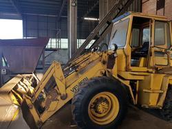 Venieri VF 863 wheel loader - Lot 2 (Auction 3777)
