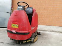 RCM 872R Industrial Floor Scrubber - Lot 1 (Auction 3778)