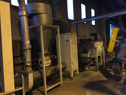 Plant for the production of PVC granules - Lot 1 (Auction 3782)