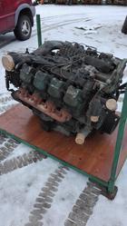 Motore Mercedes 8 cilindri - Lotto 1 (Asta 3783)