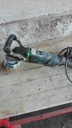 Electric Eibenstock sander with brush - Lot 33 (Auction 3783)