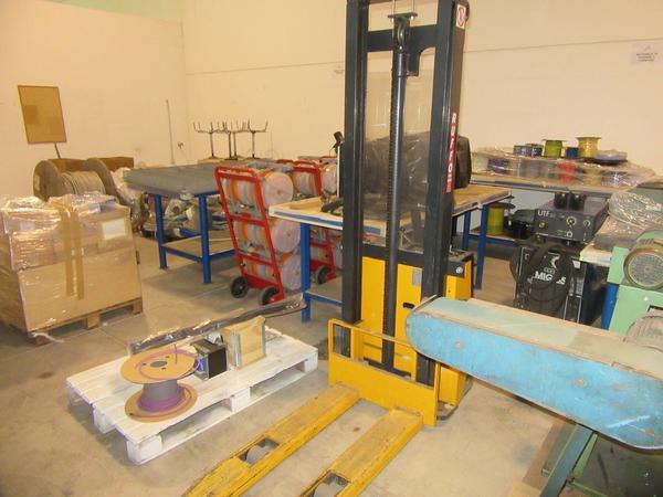 4 3787 attrezzature e macchinari da officina verona for Paranco elettrico brico