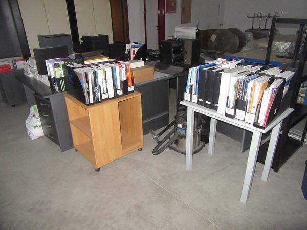 5#3787 Attrezzature elettroniche da ufficio