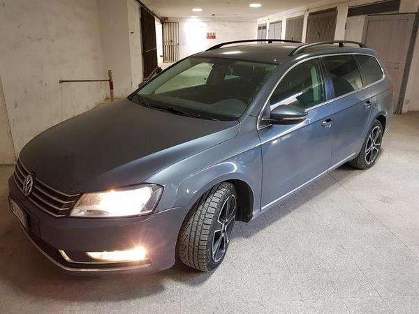 1#3788 Automobile Volkswagen Passat