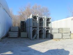 Metal scaffolding BOC 105 - Lot 1 (Auction 3789)