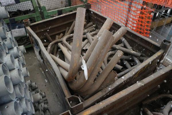 Immagine n. 24 - 1#3793 Trapano radiale HCP e prodotti finiti per pali antenne