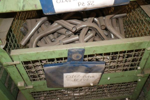 Immagine n. 30 - 1#3793 Trapano radiale HCP e prodotti finiti per pali antenne