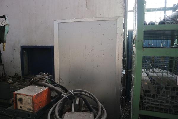 Immagine n. 36 - 1#3793 Trapano radiale HCP e prodotti finiti per pali antenne