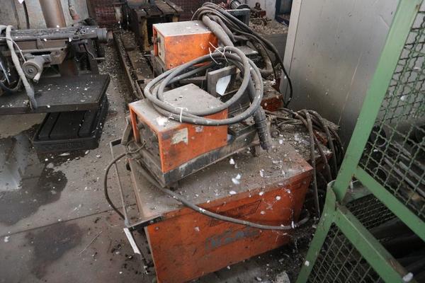 Immagine n. 47 - 1#3793 Trapano radiale HCP e prodotti finiti per pali antenne