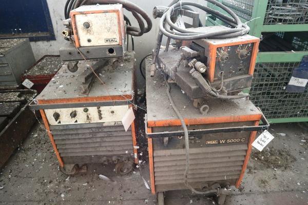 Immagine n. 48 - 1#3793 Trapano radiale HCP e prodotti finiti per pali antenne